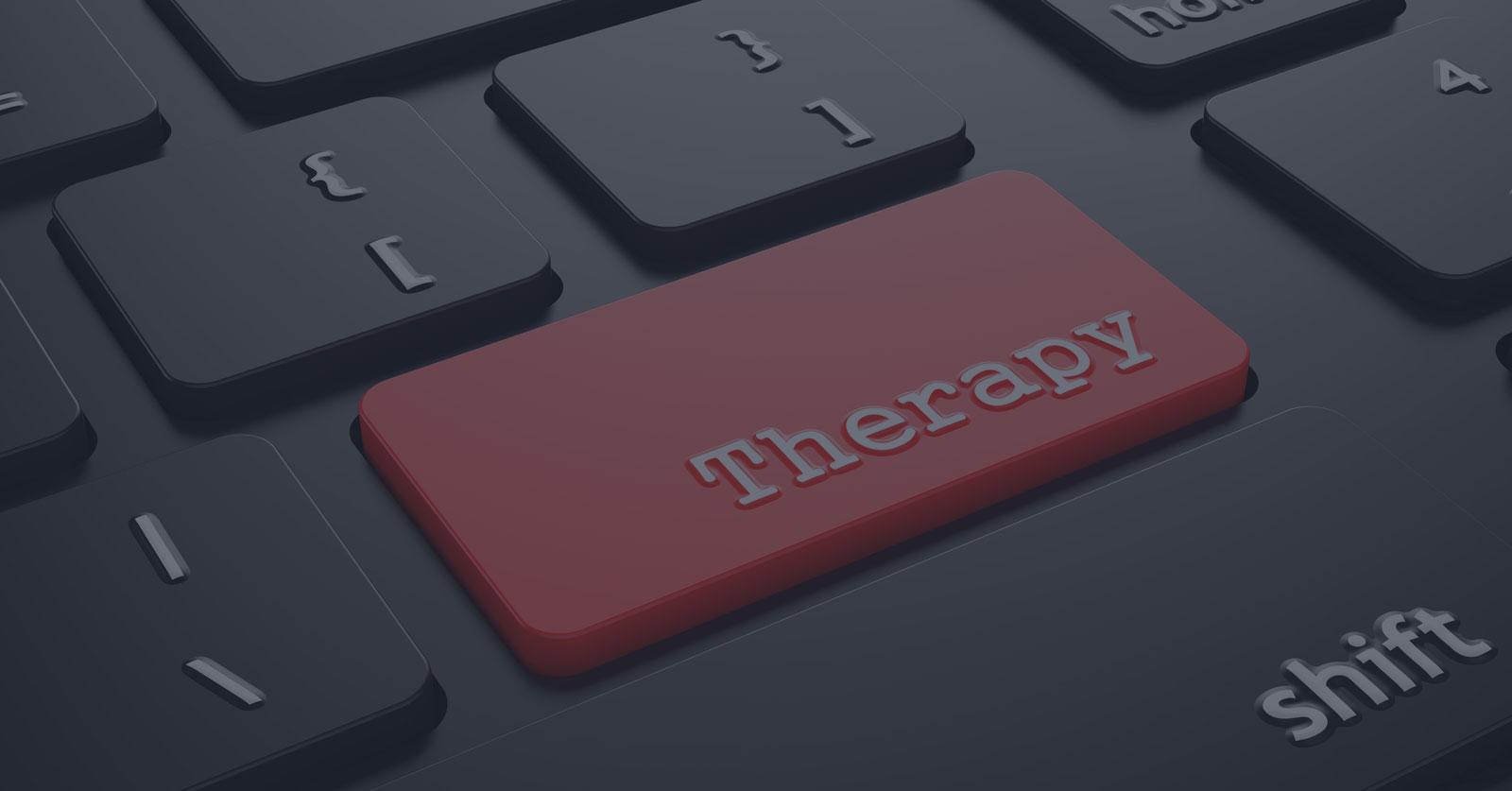 Онлайн терапия